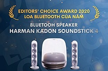 Editors Choice Awards 2020 - Harman Kardon Soundsticks IV – Loa bluetooth của năm