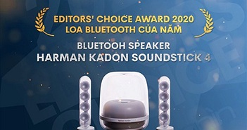 Editors' Choice Awards 2020 - Harman Kardon Soundsticks IV – Loa bluetooth của năm