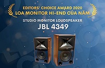 Editors Choice Awards 2020 - JBL 4349 - Loa monitor hiend của năm