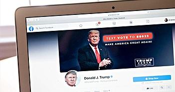 Facebook không có kế hoạch dỡ bỏ lệnh cấm Tổng thống Trump