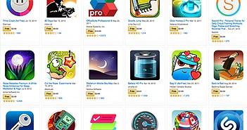Tải app chơi Tết: 37 ứng dụng và game trị giá 140$ đang miễn phí trên Amazon