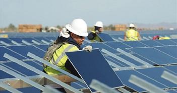 Apple xây dựng nhà máy năng lượng mặt trời