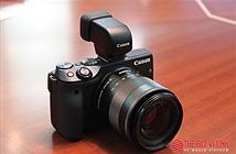 Hình ảnh và video thực tế chi tiết máy ảnh Canon EOS M3