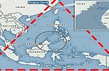Trung Quốc xây cầu đường sắt 11km trên Tam giác Bermuda châu Á