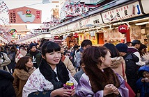 Vì sao Nhật Bản bỏ Tết cổ truyền?