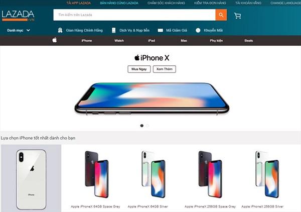 Giám đốc thương mại Lazada: 'Mua iPhone ở Việt Nam vẫn còn nhiều rào cản'