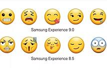 Samsung cuối cùng cũng đã nâng cấp bộ emoji thảm họa của mình