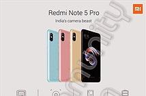 Xiaomi Redmi Note 5 và Note 5 Pro lộ sạch cấu hình trước ngày ra mắt