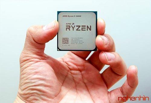 Trên tay Ryzen 3 2200G và Ryzen 5 2400G đầu tiên tại Việt Nam