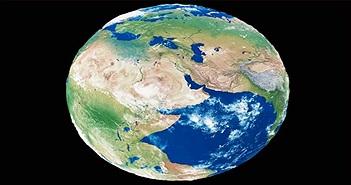 """Phát hiện """"siêu đại dương"""" bị Trái đất nuốt chửng"""