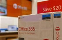 Microsoft bất ngờ khuyên người dùng không nên mua Office 2019