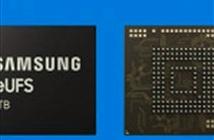 Samsung sẽ bắt đầu cung cấp chip nhớ eUFS 1 TB
