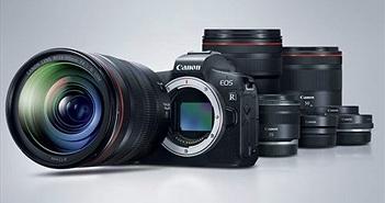Canon phát hành bản cập nhật 1.1.0 cho Canon EOS R
