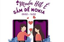 Khuyến mãi Valentine 2019: Muốn hết ế, sắm dế Nokia