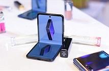 Điện thoại màn hình gập Samsung Galaxy Z Flip có giá 36 triệu đồng tại Việt Nam