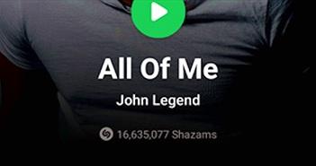 Spotify công bố những kỷ lục chưa thể xô đổ của các tình khúc ngày Valentine