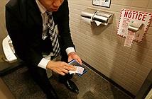 Giấy vệ sinh đặc biệt ở Nhật Bản khiến cả thế giới ngưỡng mộ