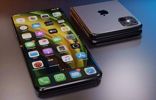 iPhone nắp gập đầu tiên sẽ có giá mềm
