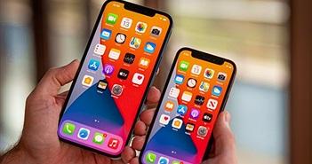 Thiếu chip toàn cầu phục vụ nhu cầu sản xuất iPhone 12