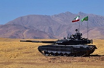 Iran nói dối trắng trợn về siêu tăng Karrar tự sản xuất
