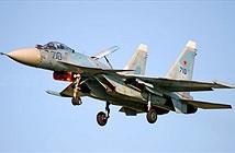 Ngạc nhiên buồng lái của tiêm kích đa năng Su-27M