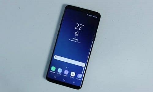 Lượng đặt trước Samsung Galaxy S9 thấp hơn 30% so với S8