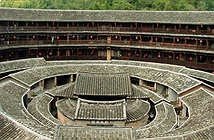 Những vương quốc nhỏ trong lâu đài đất ở Trung Quốc