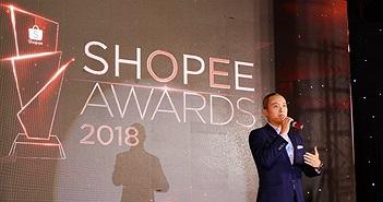 Shopee Việt Nam đã có hơn 800.000 gian hàng