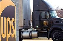 Nghe cách UPS chống chuyển nhầm đồ chỉ bằng tai nghe trị giá 8 USD, dùng dữ liệu để phân tích khi nào nên rửa xe