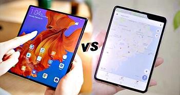 Huawei Mate X và Galaxy Fold: mặc sức sáng tạo