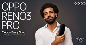 Mohamed Salah trở thành đại sứ thương hiệu của Oppo