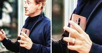 OnePlus 8 Pro được phát hiện trên tay Robert Downey Jr
