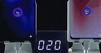 Oppo sẽ sớm ra mắt bộ sạc VOOC không dây 30W