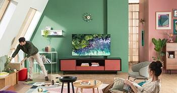 Samsung ra mắt người dùng Việt dòng TV QLED 4K và crystal UHD 4K 2020 giá từ 11 triệu