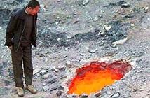 Phát hiện cổng tới địa ngục ở Trung Quốc