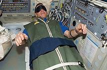 NASA tuyển người chỉ để nằm trên giường