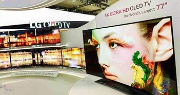 Một nửa thị phần tivi thông minh toàn cầu thuộc Hàn Quốc