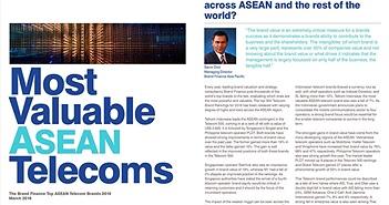 3 nhà mạng lớn Việt Nam lọt top thương hiệu viễn thông hàng đầu Đông Nam Á