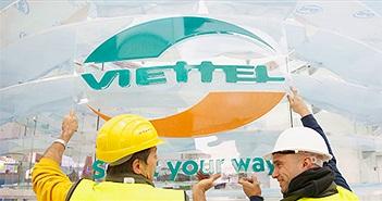Brand Finance định giá thương hiệu Viettel gần 1 tỷ USD