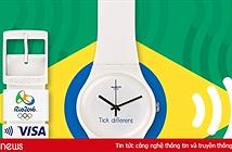 Apple kiện Swatch vì sử dụng khẩu hiệu Tick different