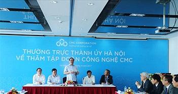 CMC đề xuất được triển khai ứng dụng CNTT cho Hà Nội