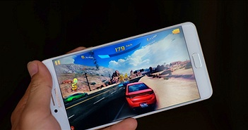 Galaxy C9 Pro: phablet cho game thủ