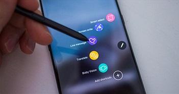 Galaxy Note 9 sẽ có màn hình và pin lớn hơn
