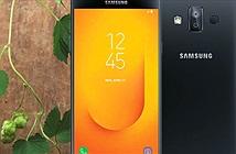 """Samsung """"trình làng"""" Galaxy J7 Duo tầm trung"""