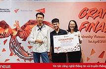 Sinh viên tranh tài ứng dụng tiếp thị số để tạo chiến dịch quảng cáo sản phẩm