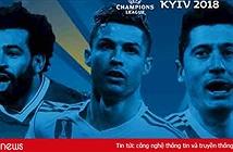 Xem lễ bốc thăm bán kết Champions League hôm nay ở đâu?