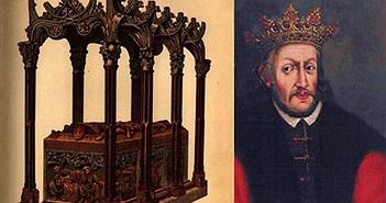 """""""Bí ẩn"""" sau khai quật mộ vua Ba Lan"""