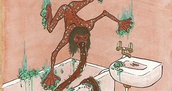 Những nhân vật ma quái đáng sợ nhất trong truyền thuyết châu Á
