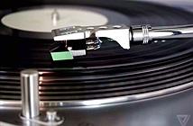 """Đĩa vinyl """"chất lượng cao"""" mới hứa hẹn thời gian phát lâu hơn, âm thanh lớn và trong trẻo hơn"""