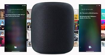 Doanh số HomePod thấp dưới mức kỳ vọng, Apple vẫn chưa sửa xong lỗi Siri và vòng tròn trắng